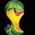 VB 2014 csoport logója